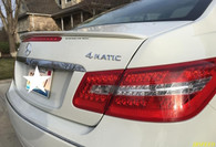 Mercedes Benz AMG Painted Trunk Spoiler for C207 Coupe (Free Express Shipping)