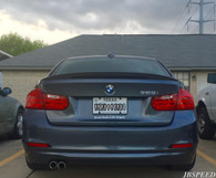 BMW Performance Style High Kick Painted Trunk Spoiler  (ABS) for F30