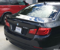 BMW High Kick Painted Performance Style Trunk Spoiler (ABS material) For F10/F10 M5