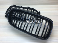 BMW Dual Slat Gloss Black Grills for E90 Facelift