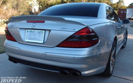 Mercedes Benz Vorsteiner Painted Trunk Spoiler for R230/SL55/SL63/SL65 (Free Express Shipping)