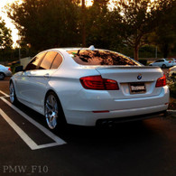 BMW Painted Performance Trunk Spoiler (ABS material) For F10/F10 M5 (Free Express Shipping)