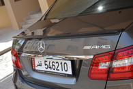 Mercedes Benz AMG Style CF Carbon Fiber Spoiler For W212