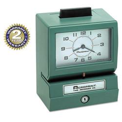 ACP01107040A | Acroprint Time Recorder Co