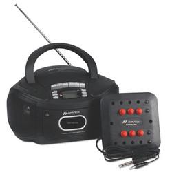 APLSL1014 | AMPLIVOX PORTABLE SOUND SYS