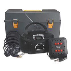 APLSL1070 | AMPLIVOX PORTABLE SOUND SYS