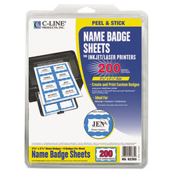 CLI92365 | C-LINE PRODUCTS, INC