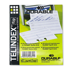 DBL241902 | DURABLE OFFICE PRODUCTS CORP