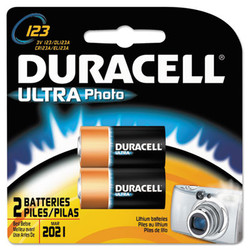 DURDL123AB2BPK | DURACELL PRODUCTS COMPANY