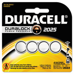 DURDL20254PK | DURACELL PRODUCTS COMPANY