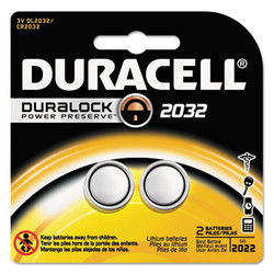 DURDL2032B2PK | DURACELL PRODUCTS COMPANY