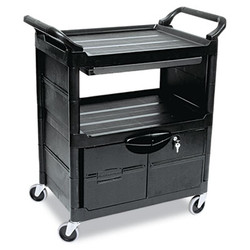 RCP345700BLA   RUBBERMAID COMMERCIAL PROD