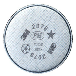 142-2078 | 3M Personal Safety Division 2000 Series Filters