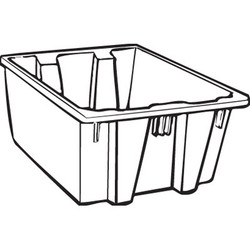 Rubbermaid Commercial Products | RCP 1732 GRA