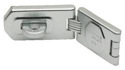 045-A875 | American Lock Single Hinge Hasps