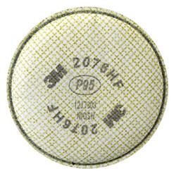142-2076HF | 3M Personal Safety Division 2000 Series Filters