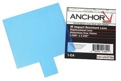 101-UV411M | Anchor Brand Cover Lens