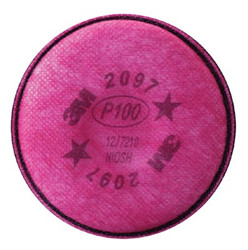 142-2097 | 3M Personal Safety Division 2000 Series Filters