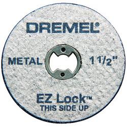 114-EZ456   Dremel EZ Lock Cut-Off Wheels