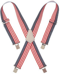 201-110USA | CLC Custom Leather Craft CLC Suspenders