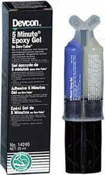230-14265 | Devcon 5 Minute Epoxy Gels