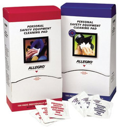 037-3001 | Allegro Alcohol-Free Respirator Cleaning Wipes