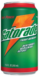 308-30903 | Gatorade Cans