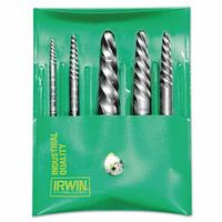 585-53545 | Irwin Hanson Spiral Flute Screw Extractors - 535/524 Series Sets