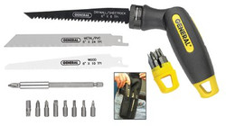 318-86014 | General Tools Quad-Saw/Driver Sets