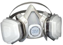 142-51P71 | 5000 Series Half Facepiece Respirators