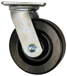 273-EZ-0620-PH-S | EZ Roll Medium Heavy Duty Casters