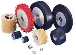 415-11080   Dynabrade Contact Wheel Assemblies