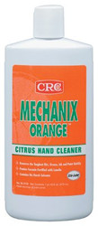 125-SL1719 | CRC Mechanix Orange Citrus Lotion Hand Cleaners With Pumice