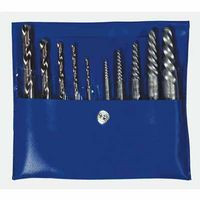 585-11117 | Irwin Hanson 10-pc Spiral Extractor and Drill Bit Combo Packs