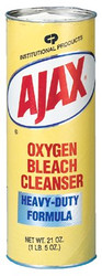 202-14278 | Colgate-Palmolive Ajax Heavy-Duty Oxygen Bleach Powder Cleansers