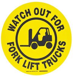 262-104501 | Brady Floor Safety Signs