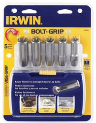 585-3094001 | Irwin Hanson 5-pc BOLT-GRIP Deep Well Sets