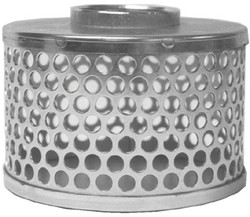238-RHS40 | Dixon Valve Threaded Round Hole Strainers