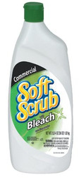 234-01602 | Dial Soft Scrub Liquid Cleansers w/Bleach Disinfectant