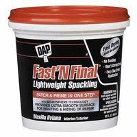 802-12142 | DAP FAST 'N FINAL Lightweight Spackling