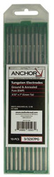 100-1/8X7PG | Anchor Brand Pure Ground Tungsten