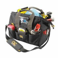 "201-L230 | CLC Custom Leather Craft 14"" Multi-Compartment Tool Bags"