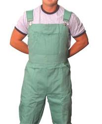 101-CA-135-L | Anchor Brand Cotton Sateen Bib Overalls
