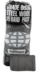 598-117000 | GMT Industrial-Quality Steel Wool Hand Pads