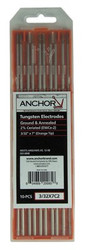 100-1/8X7C2 | Anchor Brand 2% Ceria Ground Tungsten