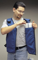 037-8413-03 | Allegro Standard Vest for Cooling Inserts