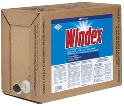 395-90122 | Diversey Windex Bag-in-Box Dispensers