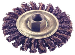 065-WB-40KT | Ampco Safety Tools Knot Wire Wheel Brushes