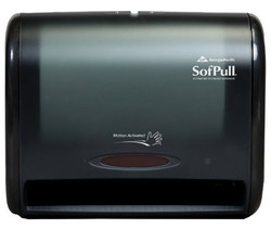 603-58470 | Georgia-Pacific SofPull Automatic Touchless Towel Dispensers
