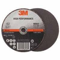 405-051115-66563 | 3M Abrasive Cut-off Wheel Abrasives